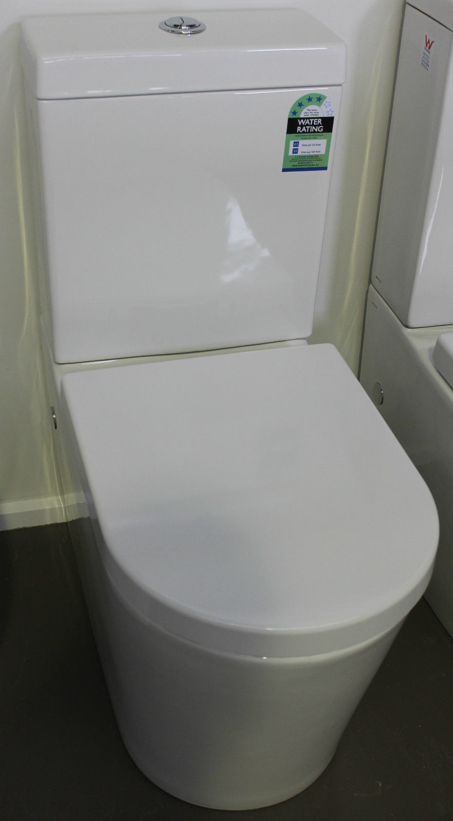 torina back to wall toilet suite  ozwide sales pty ltd - sale